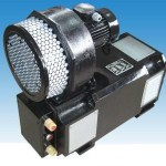 Двигатель постоянного тока MP132M
