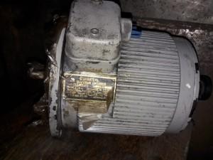 Электродвигатель шаговый Ш-2,65/5-0,3
