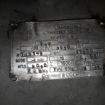 Электродвигатель постоянного тока ПБСТ62М