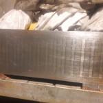 Плита магнитная электрическая 630х200 мм