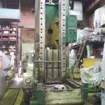 Полуавтомат протяжной вертикальный для наружного протягивания 7Б75