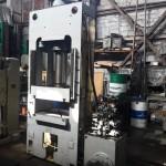 Пресс гидравлический для пластмасс ДГ2432А