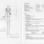 Штангенрейсмас Mahr 27E-300/0.01