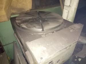 Стол поворотный диаметром 600 мм с электроприводом