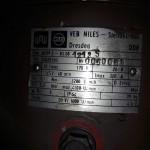 Серводвигатель WSM2-85.08 1213S (для обрабатывающего центра CW400)